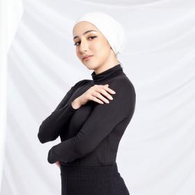 AMANI Underscarf in Snow White